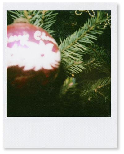 Christmaspolaroid