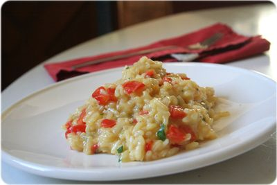 Pepperrisotto