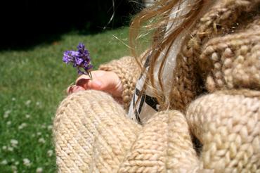 Lavendersweater